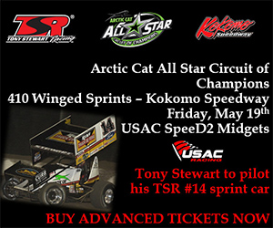Arctic Cat All Star Circuit of Champions 410 Winged Sprints