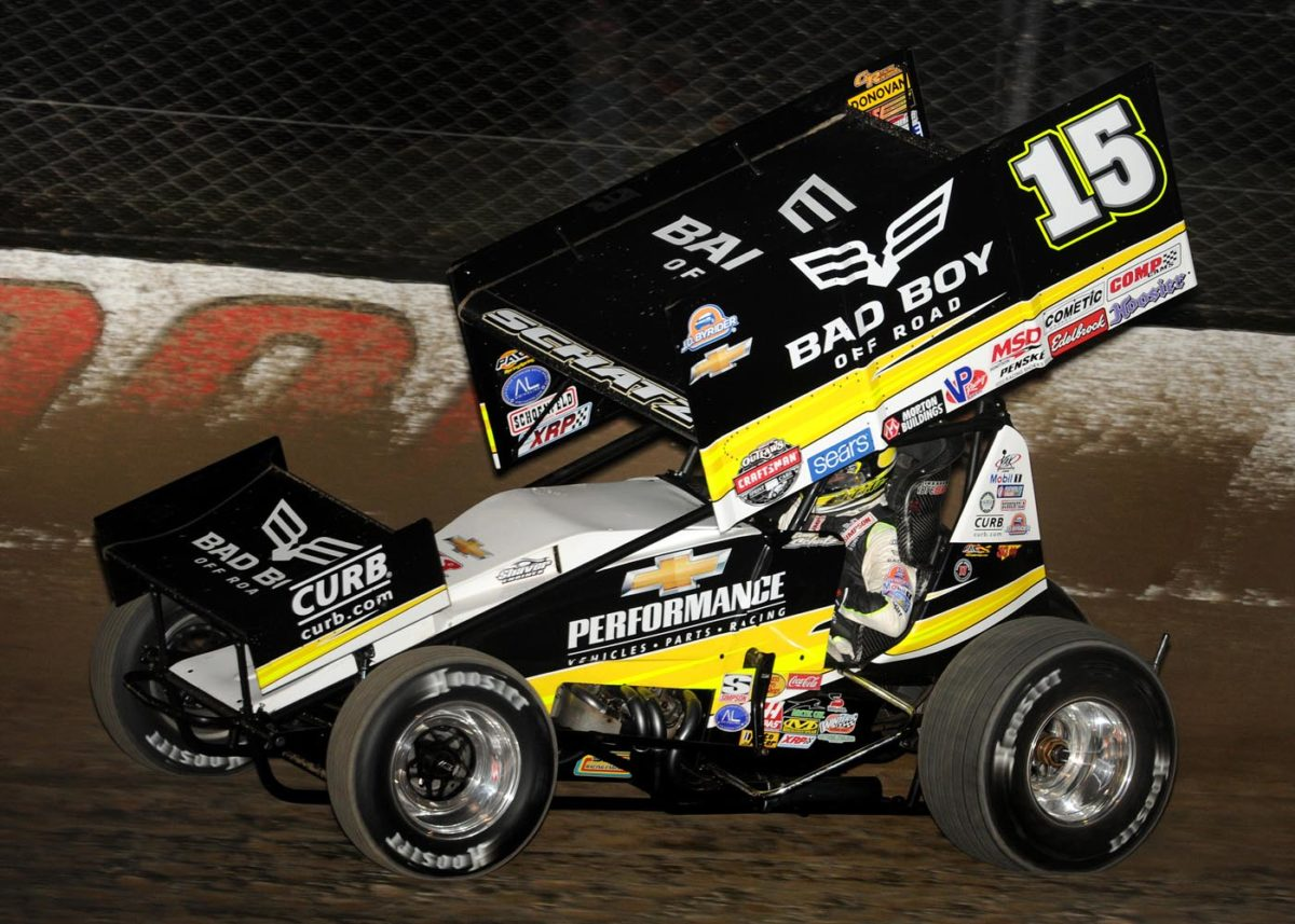 Schatz Posts a Pair of Top-10s at Eldora