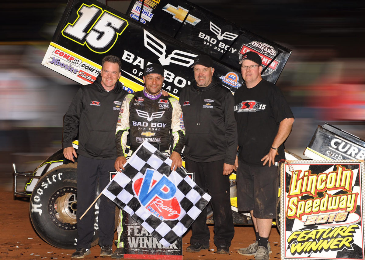 Schatz Scores Two Wins in Three Outlaws Starts