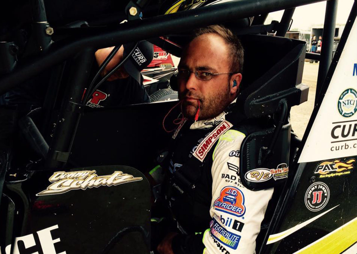 Schatz Finishes Sixth, Fourth in Indiana Doubleheader