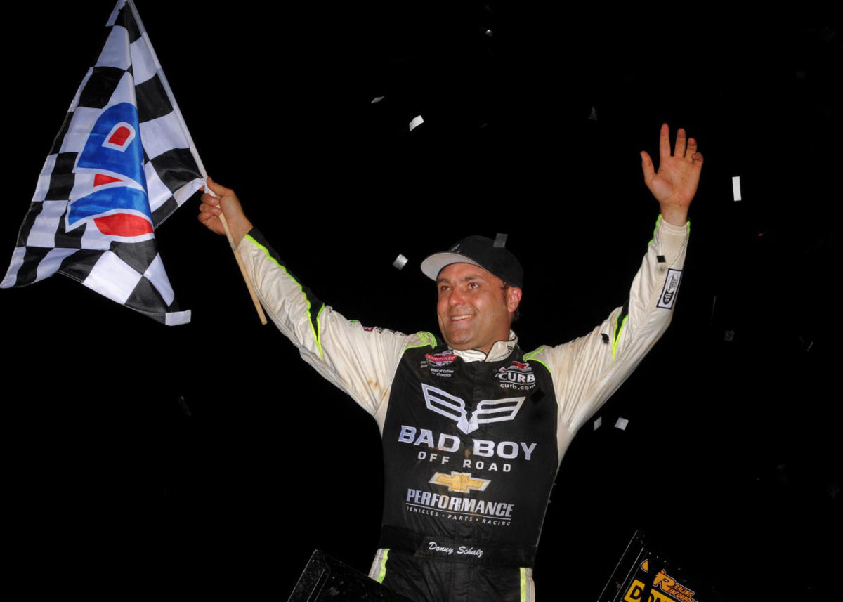 Hard Charging Continues for Schatz