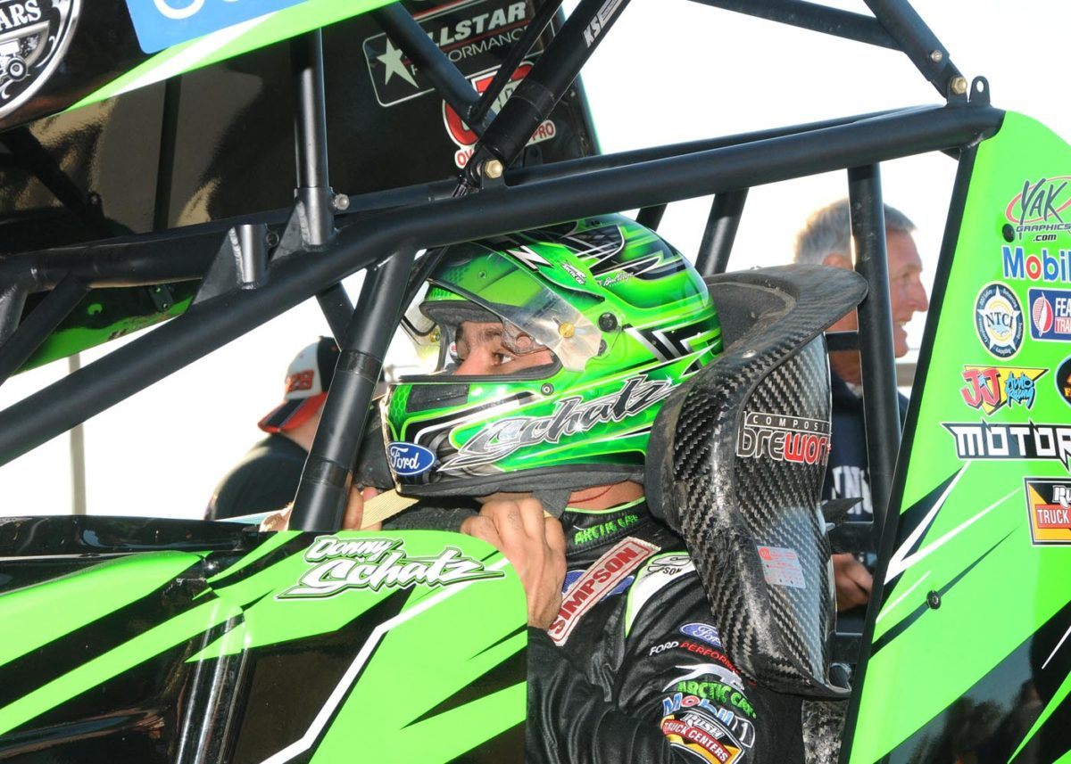 Indiana Doubleheader For Outlaws Point Leader