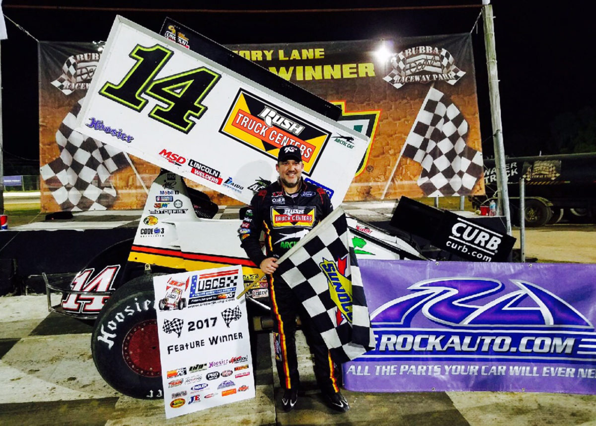 Tony Stewart Wins at Ocala!