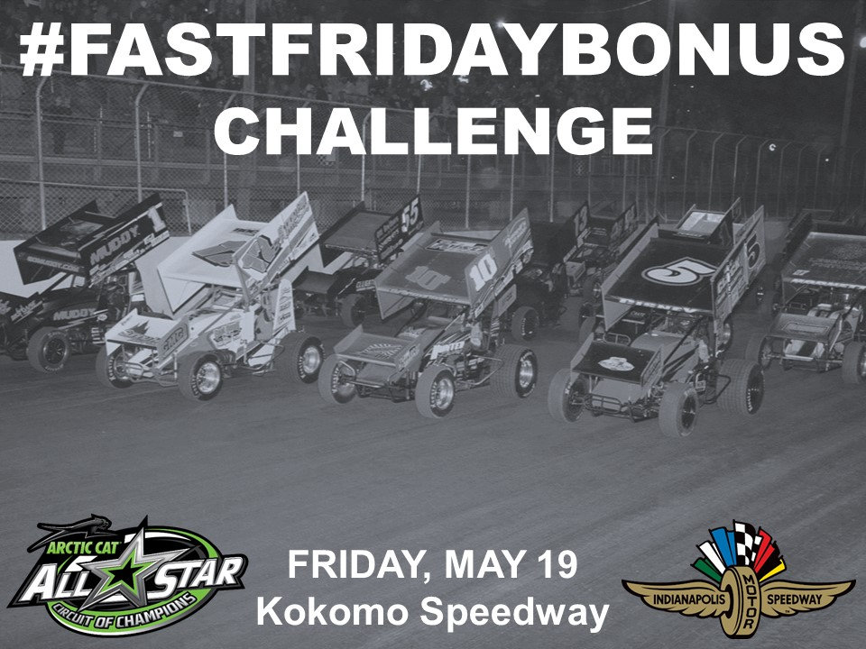 Arctic Cat All Star Circuit of Champions partner with IMS at Kokomo