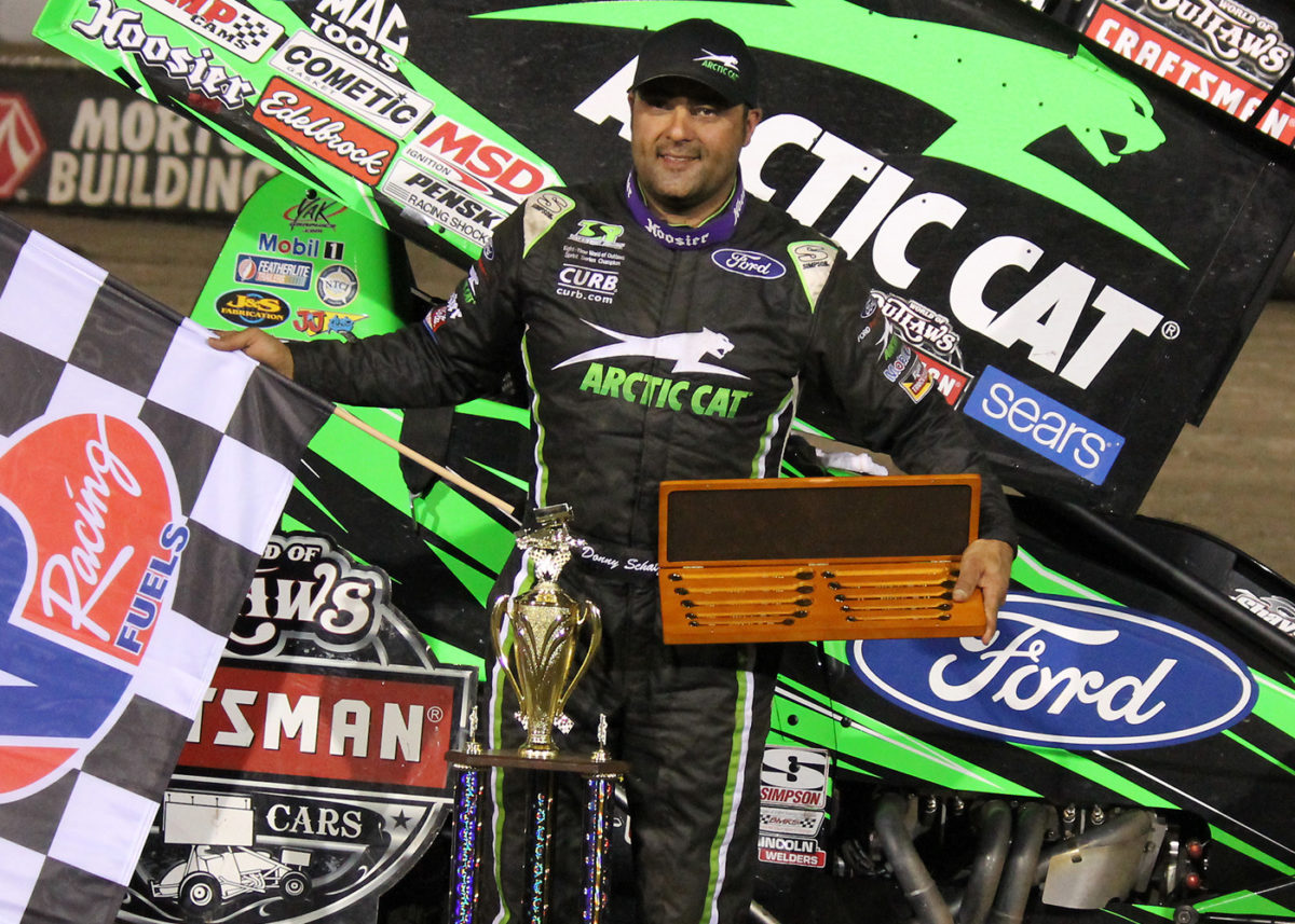 SCHATZ, TSR TEAM TACKLE DEER CREEK, DAKOTA STATE FAIR