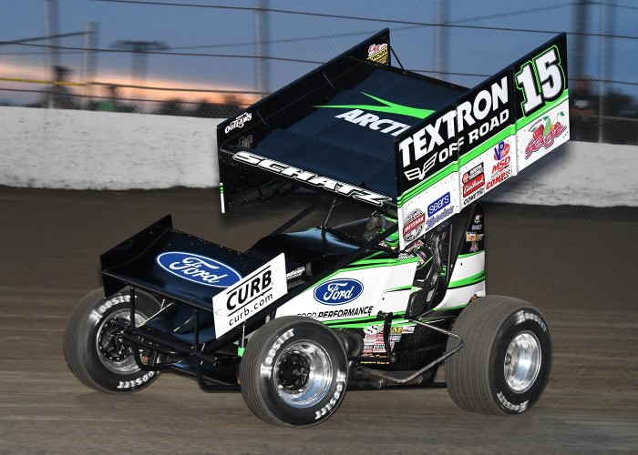 Donny Schatz earns podium finish in Tulare; Two nights at Stockton Dirt Track on deck