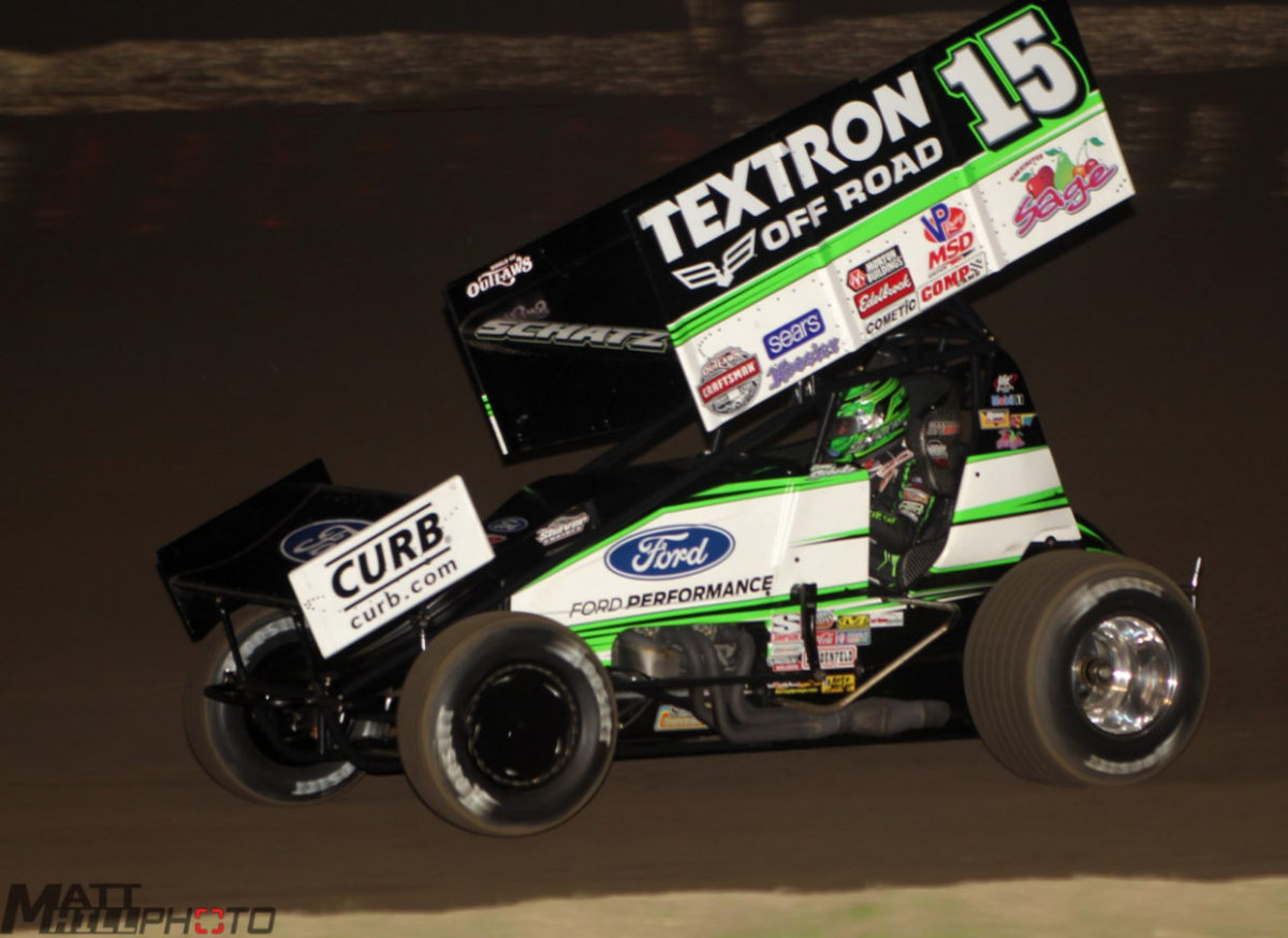 Donny Schatz survives Stockton; Ocean and Bakersfield to close out first California swing of 2018