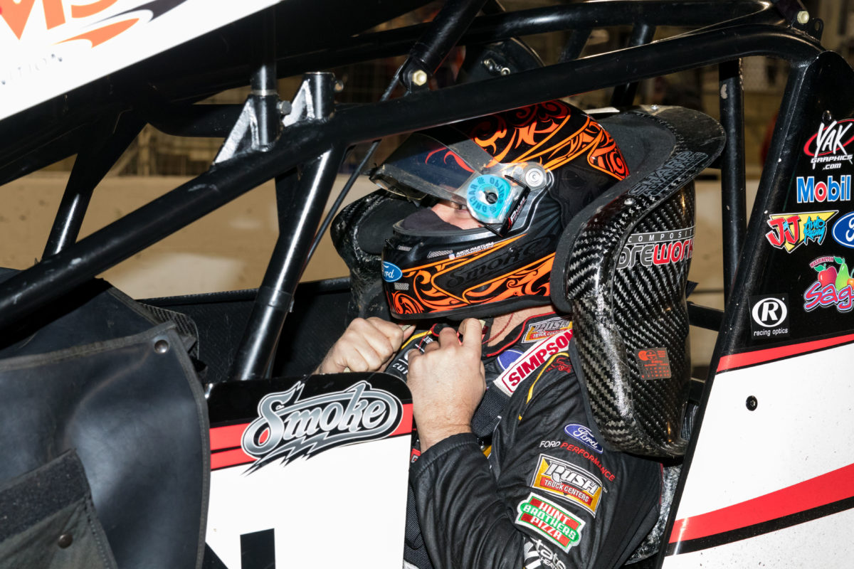 Tony Stewart earns back-to-back runner-up finishes during starts in Kentucky and Tennessee