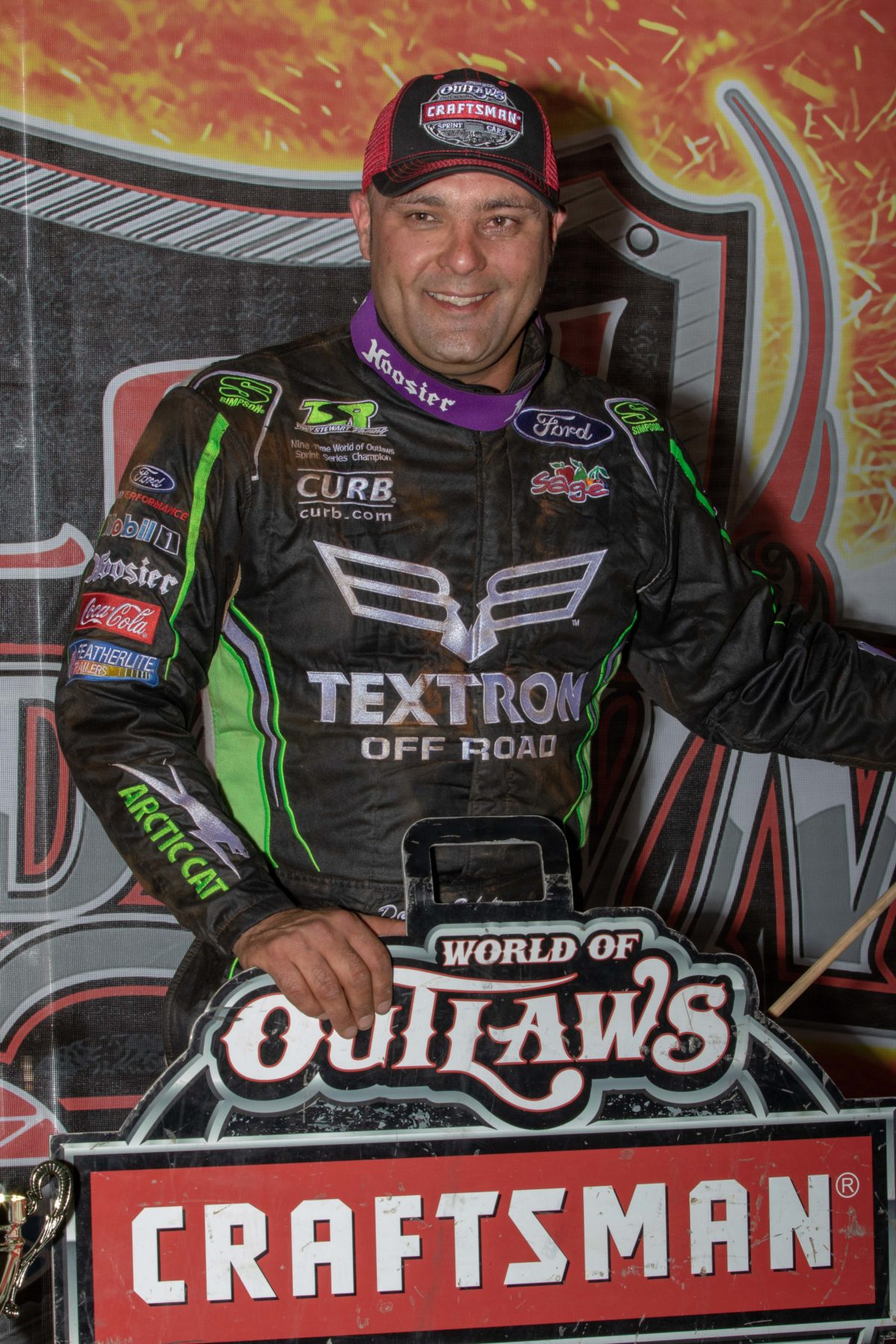 Donny Schatz earns ninth Outlaw win at Charlotte and runner-up finish at Lawrenceburg to continue championship lead