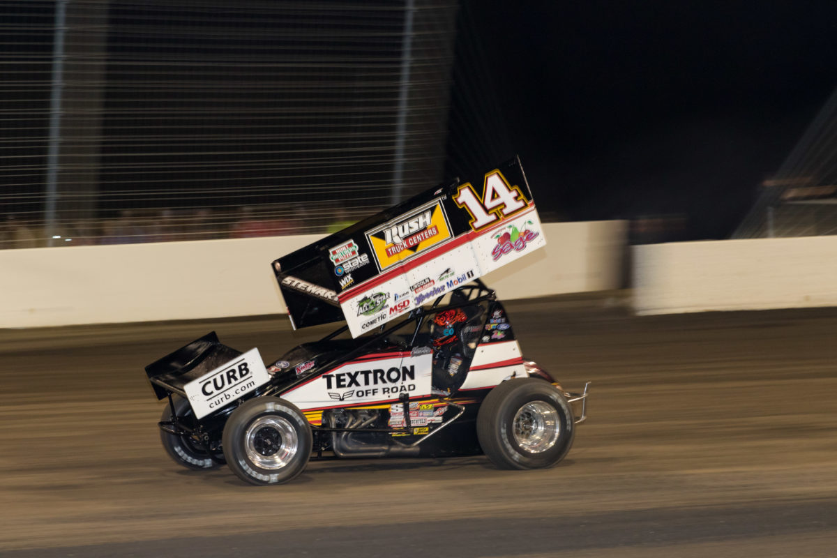 Tony Stewart earns trio of top-fives during final rounds of USCS Speedweek; All Star visits to Outlaw, Stateline, Weedsport ahead
