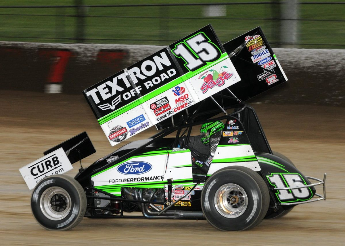 Schatz finishes fifth at Beaver Dam; Knoxville Raceway doubleheader next