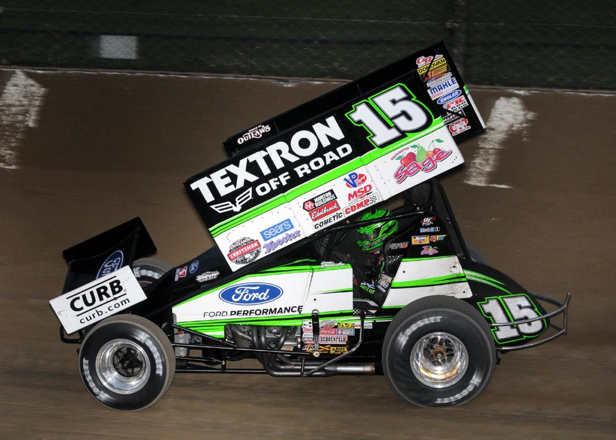 Donny Schatz earns podium finish at Ransomville, rallies for top-ten at Weedsport