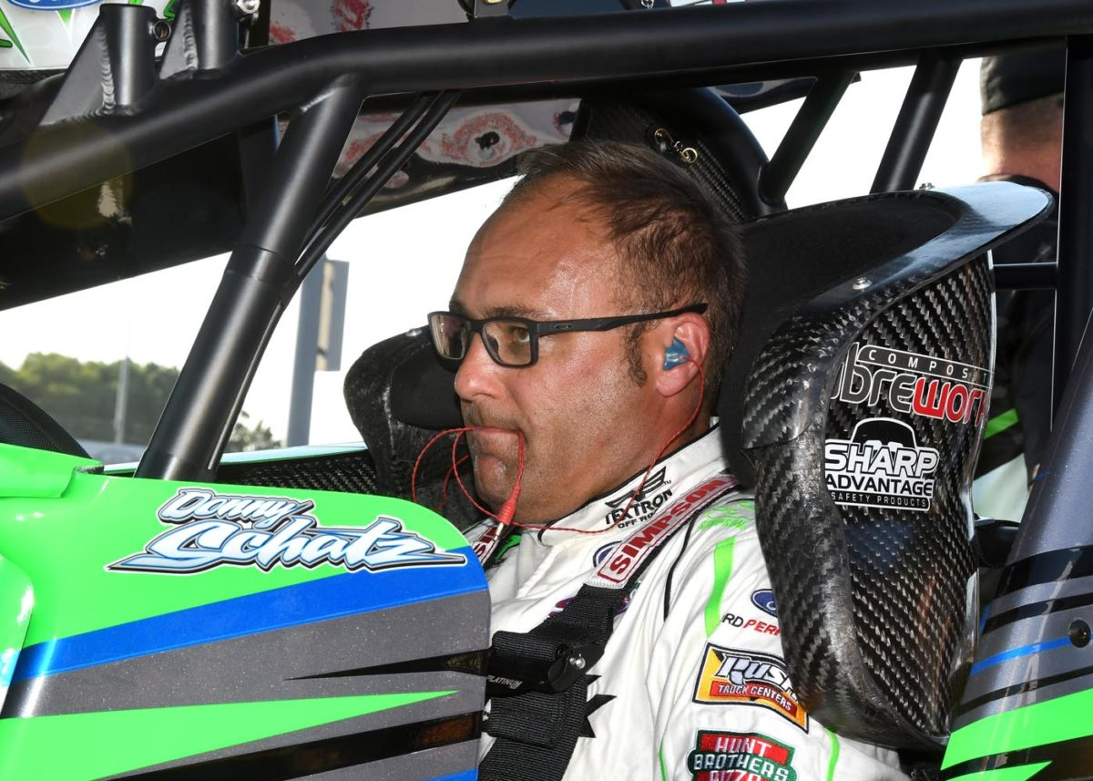 Donny Schatz powers to a pair of podium finishes during action in South Dakota and Montana