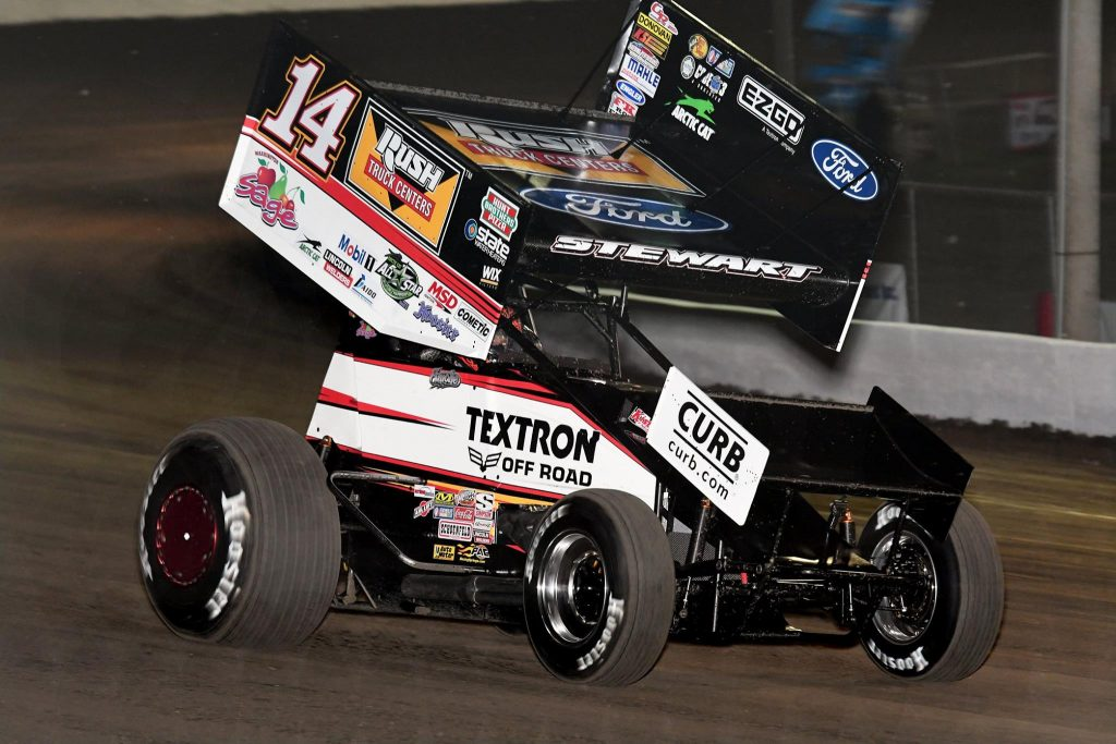 Smoke earns podium at LaSalle, will join IRA for Wisconsin Sprint Car Championship