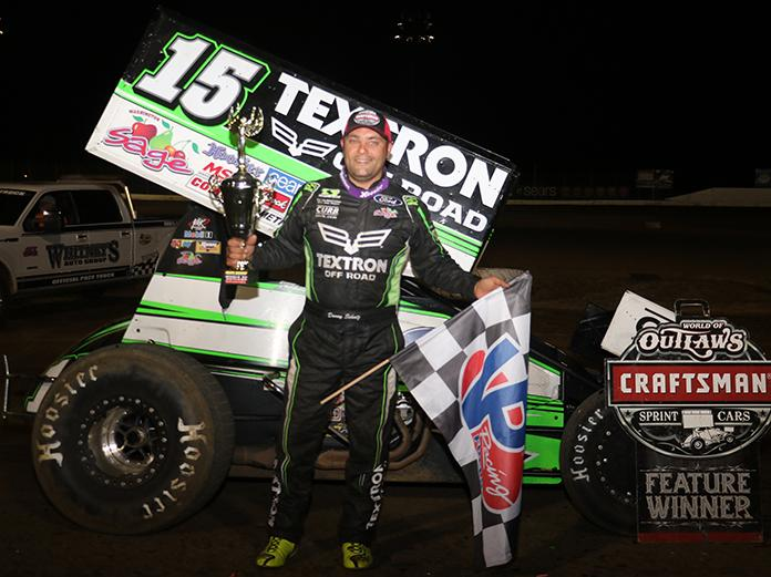 Schatz ends Washington visit with victory at Grays Harbor, pair of top-tens at Skagit