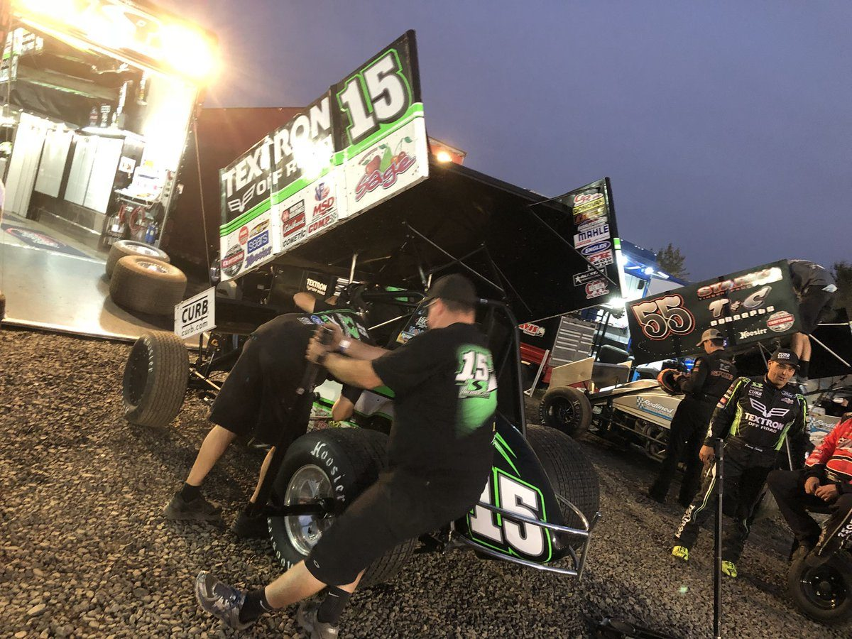 Schatz wins at Willamette, ends weekend with top-ten during Gold Cup Race of Champions