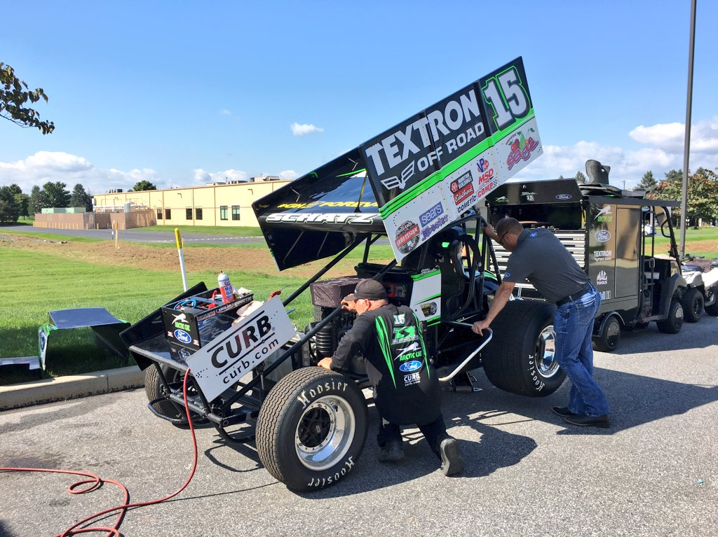 Donny Schatz earns top-ten during National Open preliminary; Fulton next