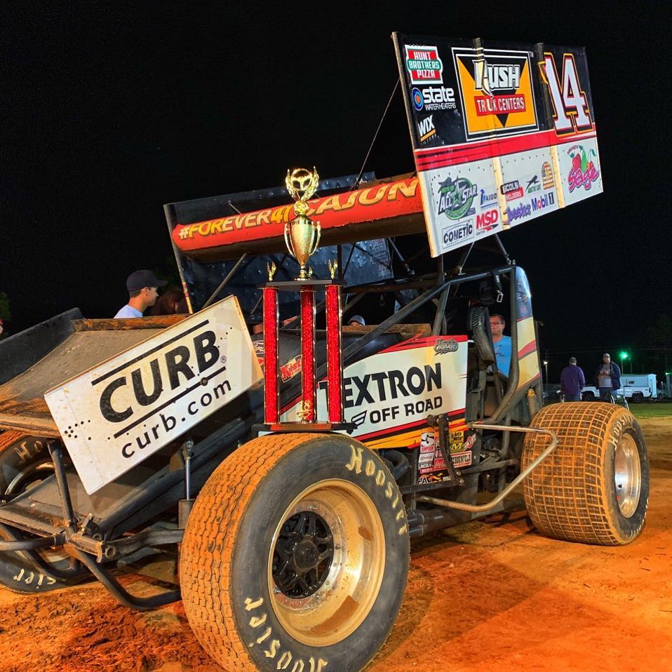 Smoke scores second USCS win of season, third win overall during visit to Southern Raceway
