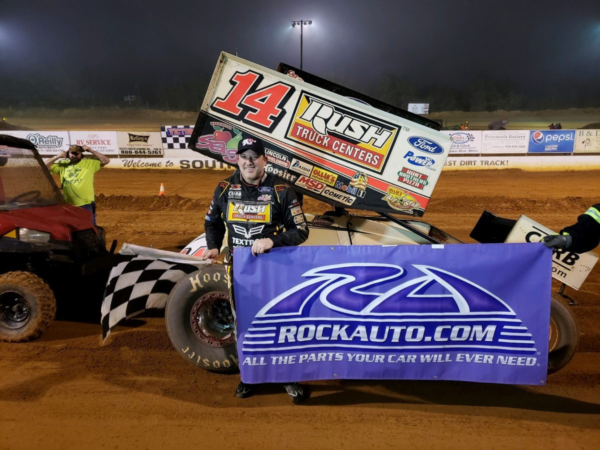 Smoke earns USCS victory at Southern Raceway