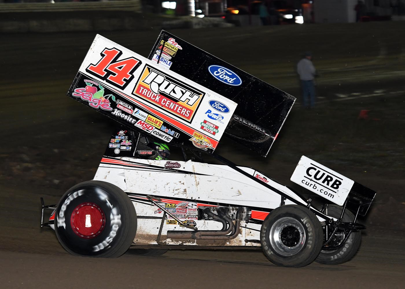 Bubba Raceway Park >> Tony Stewart finds success during All Star and USCS starts ...