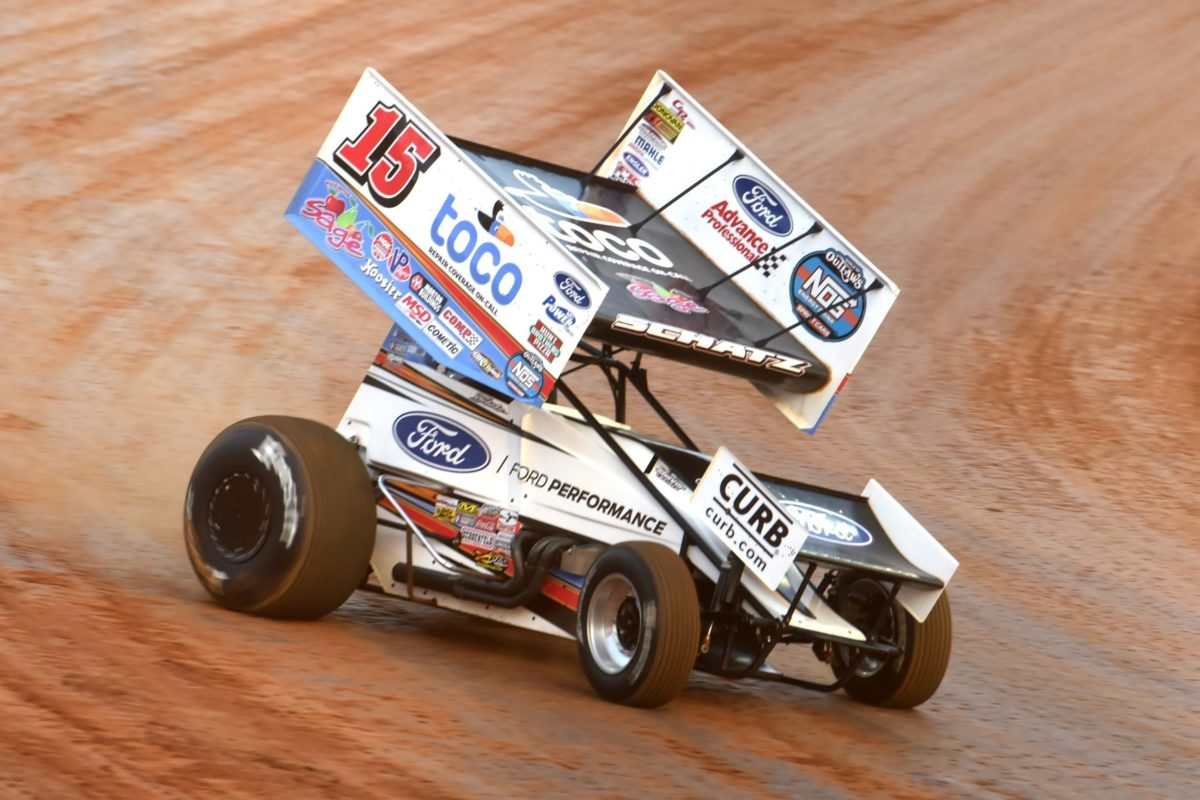 Donny Schatz second in Morgan Cup finale at The Grove; New Jersey start ahead