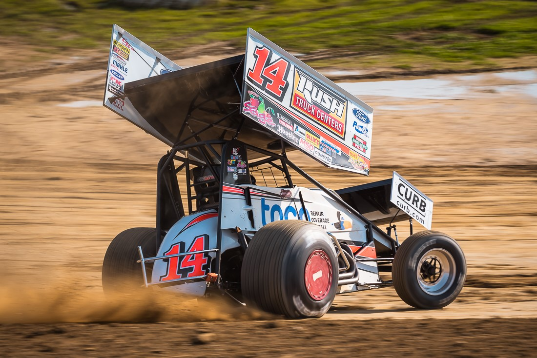 Tony Stewart scores three consecutive All Star top-tens during New York swing