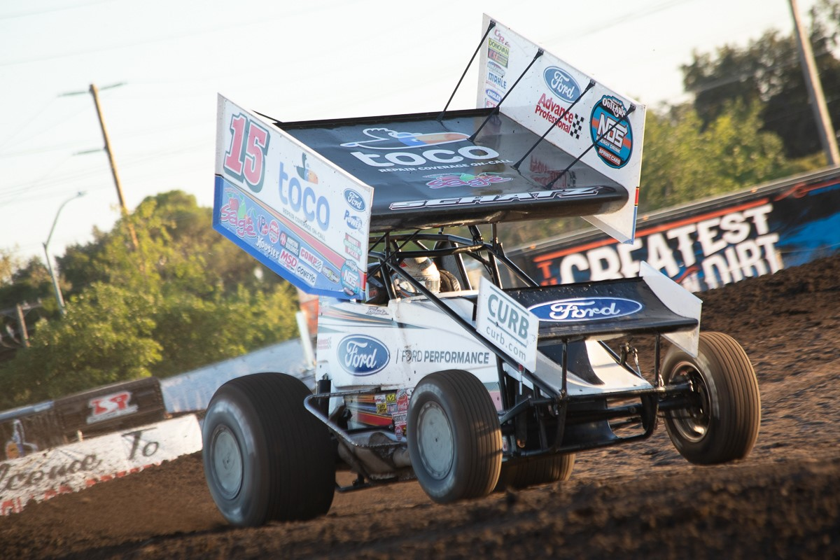 Schatz concludes Silver Dollar's Gold Cup with hard charging performance; Remains WoO point leader