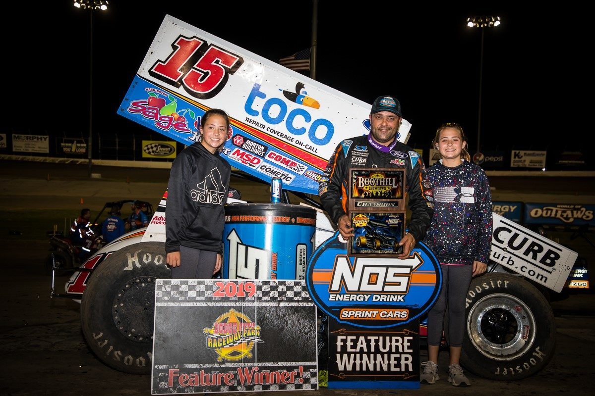 Donny Schatz scores Outlaw Boot Hill Showdown opener at Dodge City; Ohio and PA on the horizon