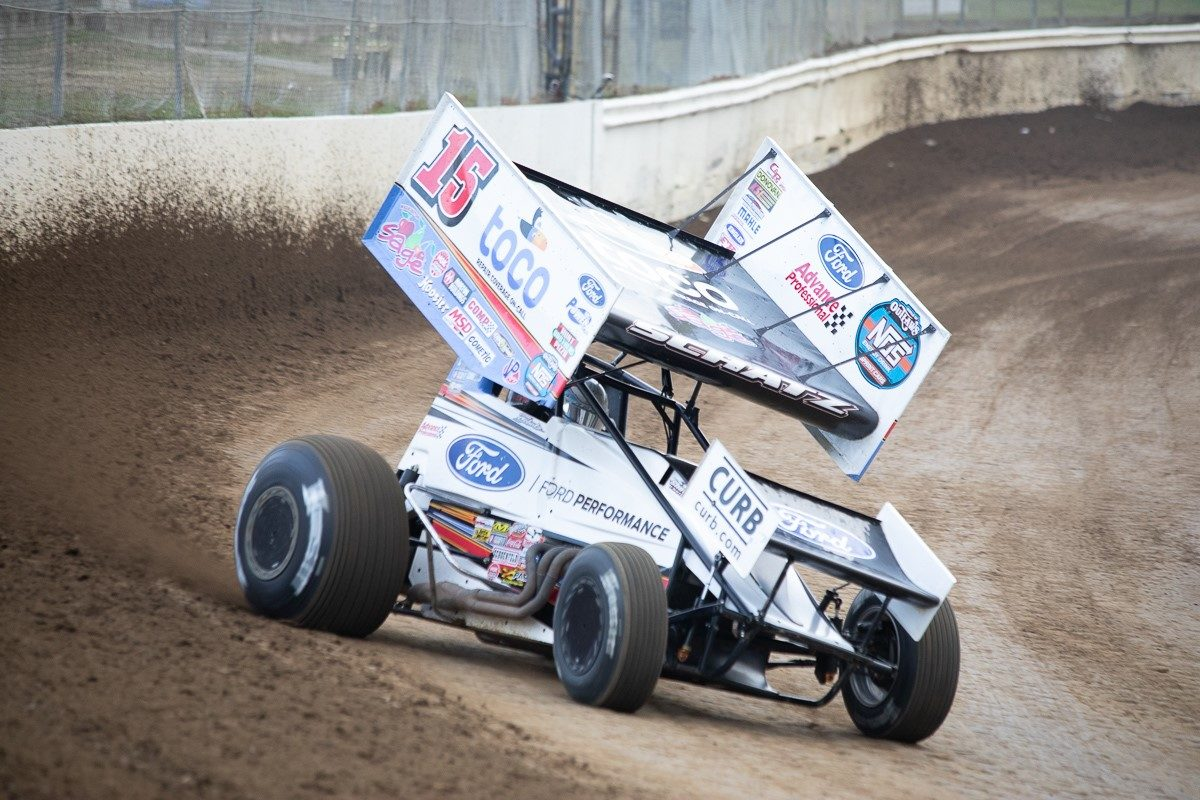 Donny Schatz scores podium performances during visits to Skagit and Grays Harbor