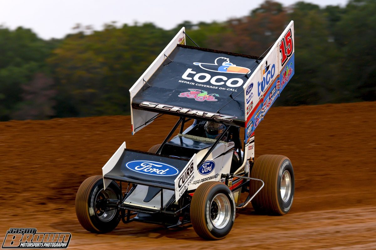 Donny Schatz highlights three-race stretch with top-five at Jacksonville
