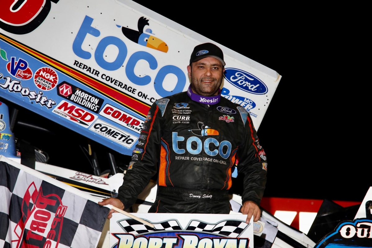 Donny Schatz wins at Port Royal, closes championship gap to eight points