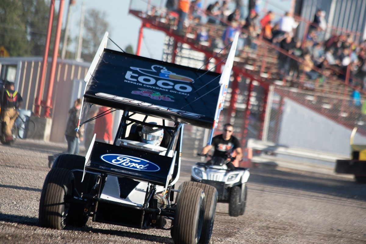 Donny Schatz survives chaos to finish 13th at Tri-State; Kansas and Missouri visits on deck