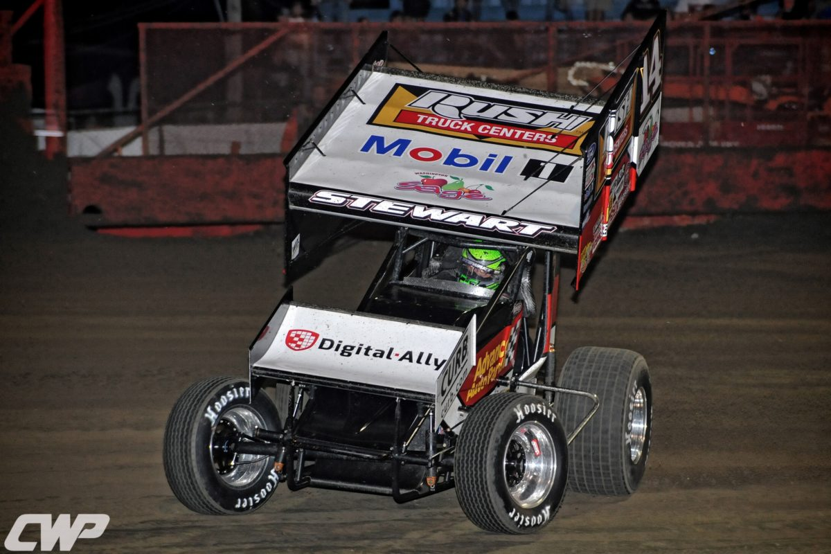 Tony Stewart scores back-to-back USCS top-ten finishes at Chatham Speedway; North Alabama visit ahead