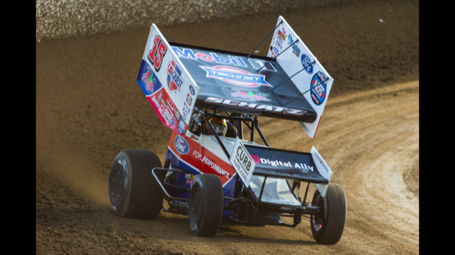 Donny Schatz highlights Cedar Lake visit with 11th-place finish on Friday