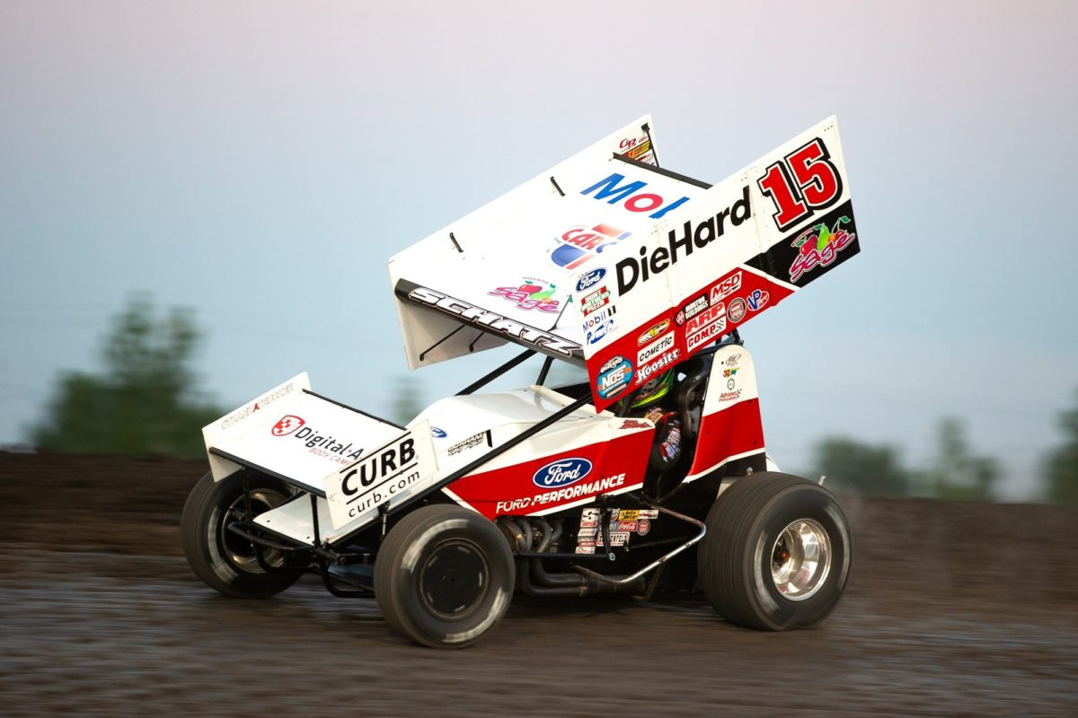 Donny Schatz finds success during North Dakota homecoming