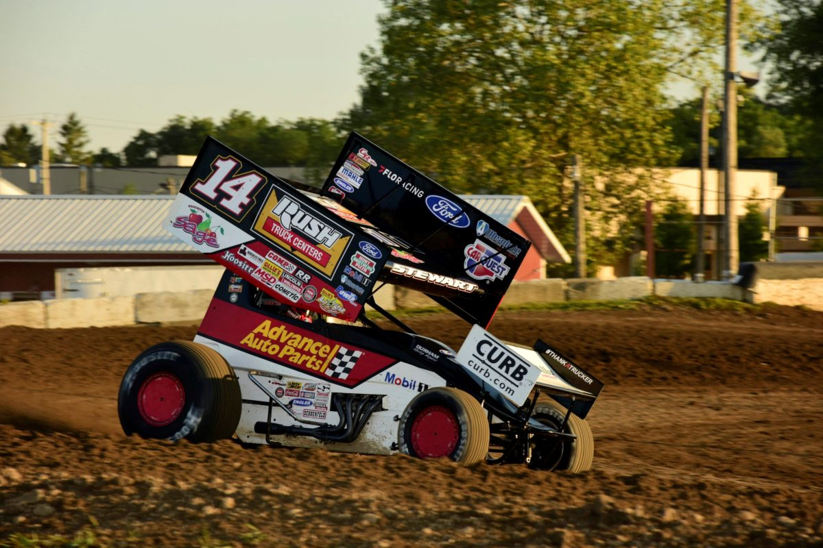 Smoke finds podium with All Star Circuit of Champions at Plymouth