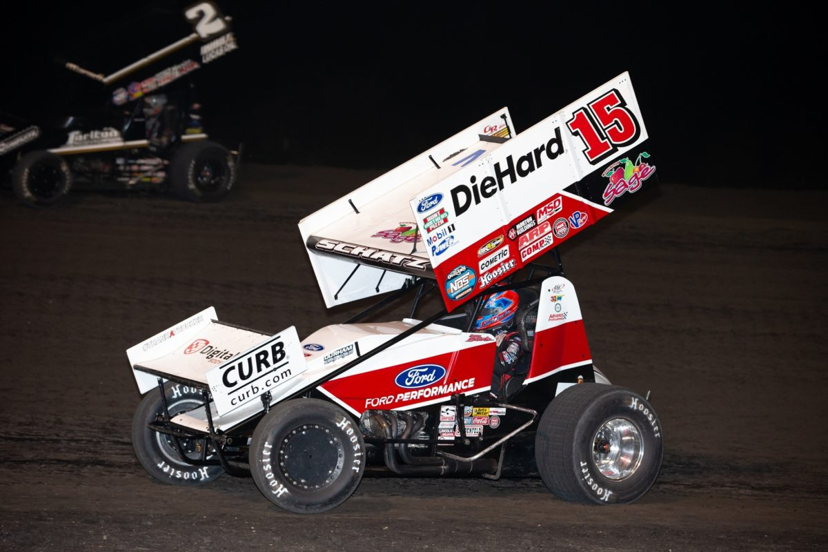 Schatz battles for top-tens at US 36 and I-80