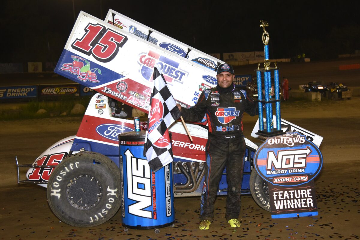 Donny Schatz scores fourth WoO win of 2020 at Plymouth; Williams Grove National Open next