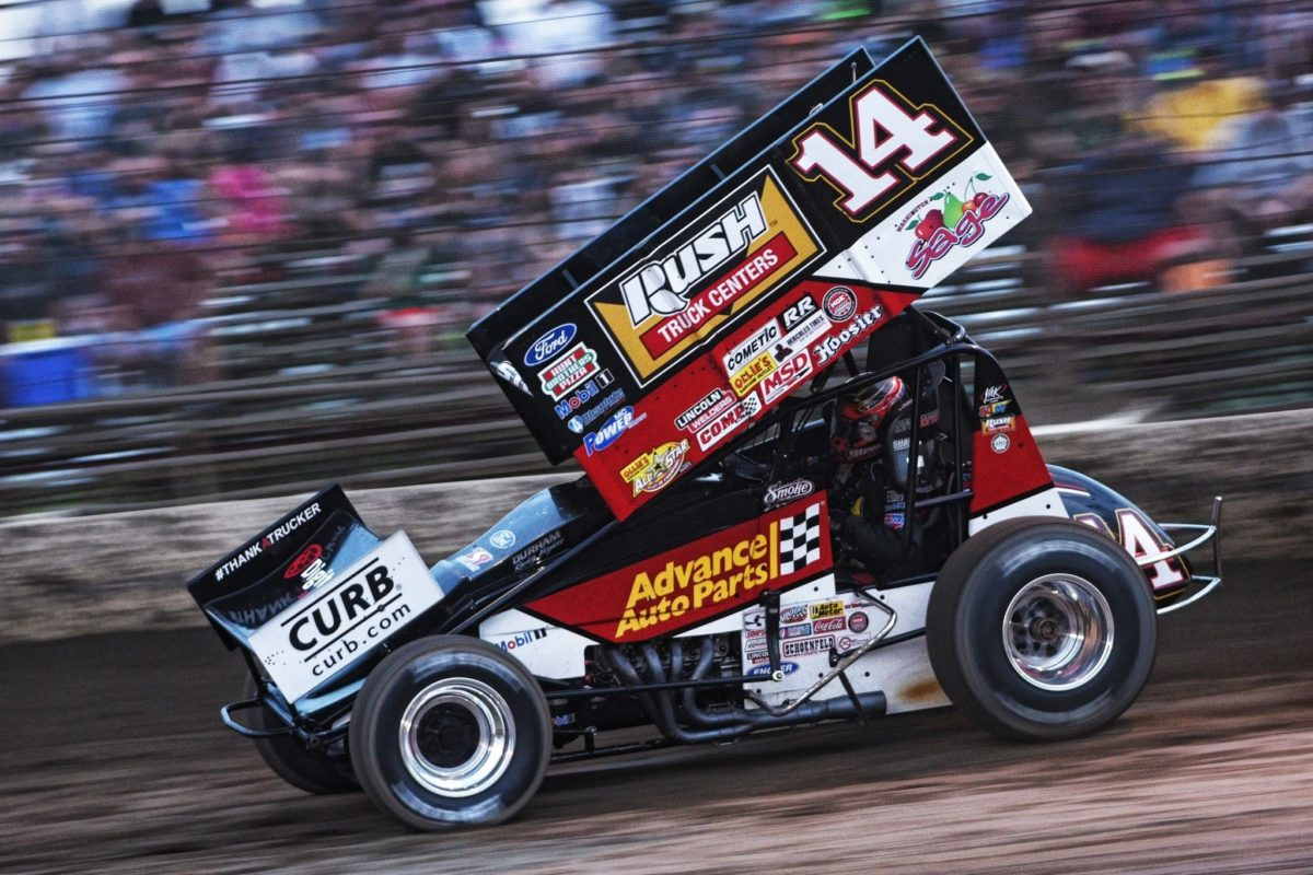 Three All Star starts, three top-tens for Tony Stewart