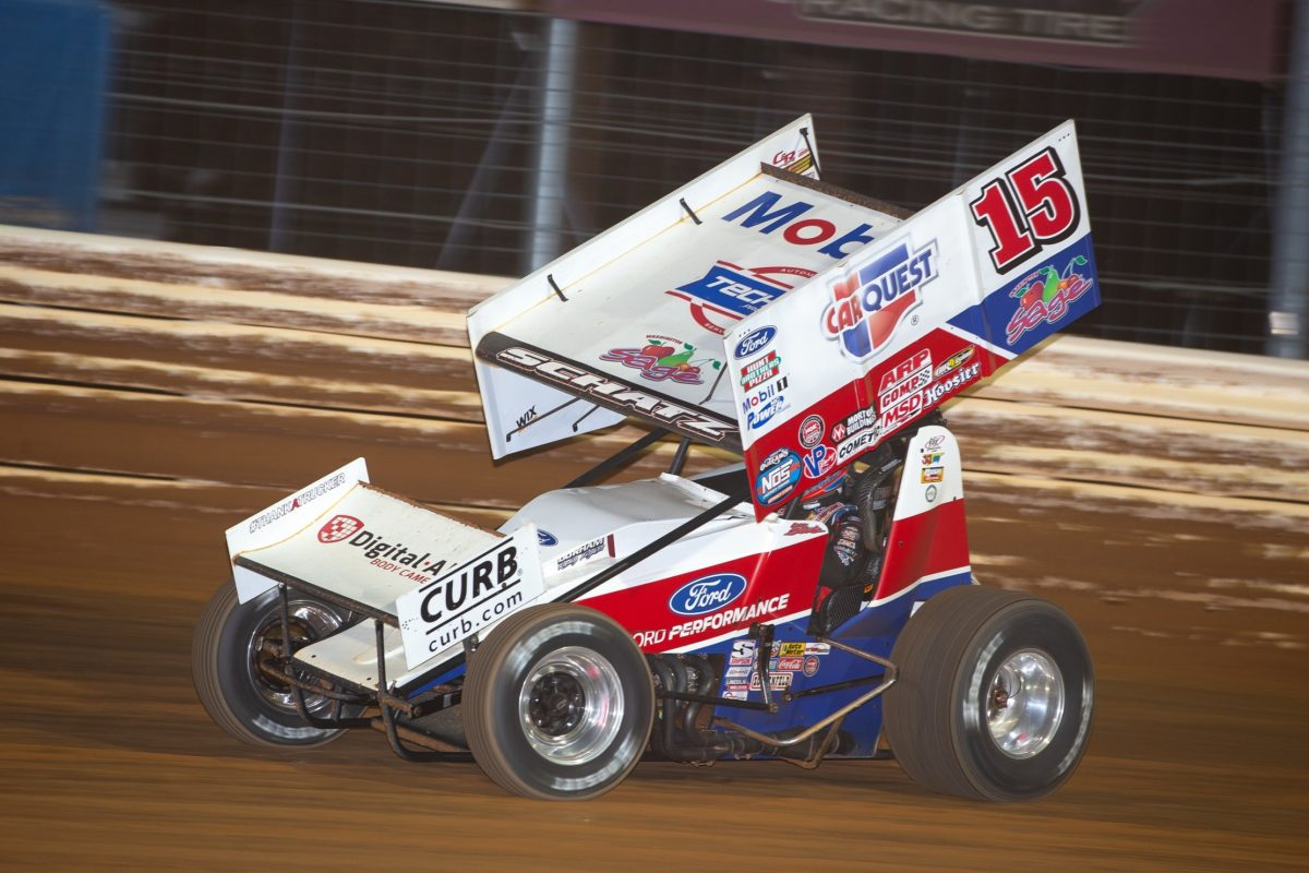 Donny Schatz highlights Nittany Showdown weekend with top-ten on Friday