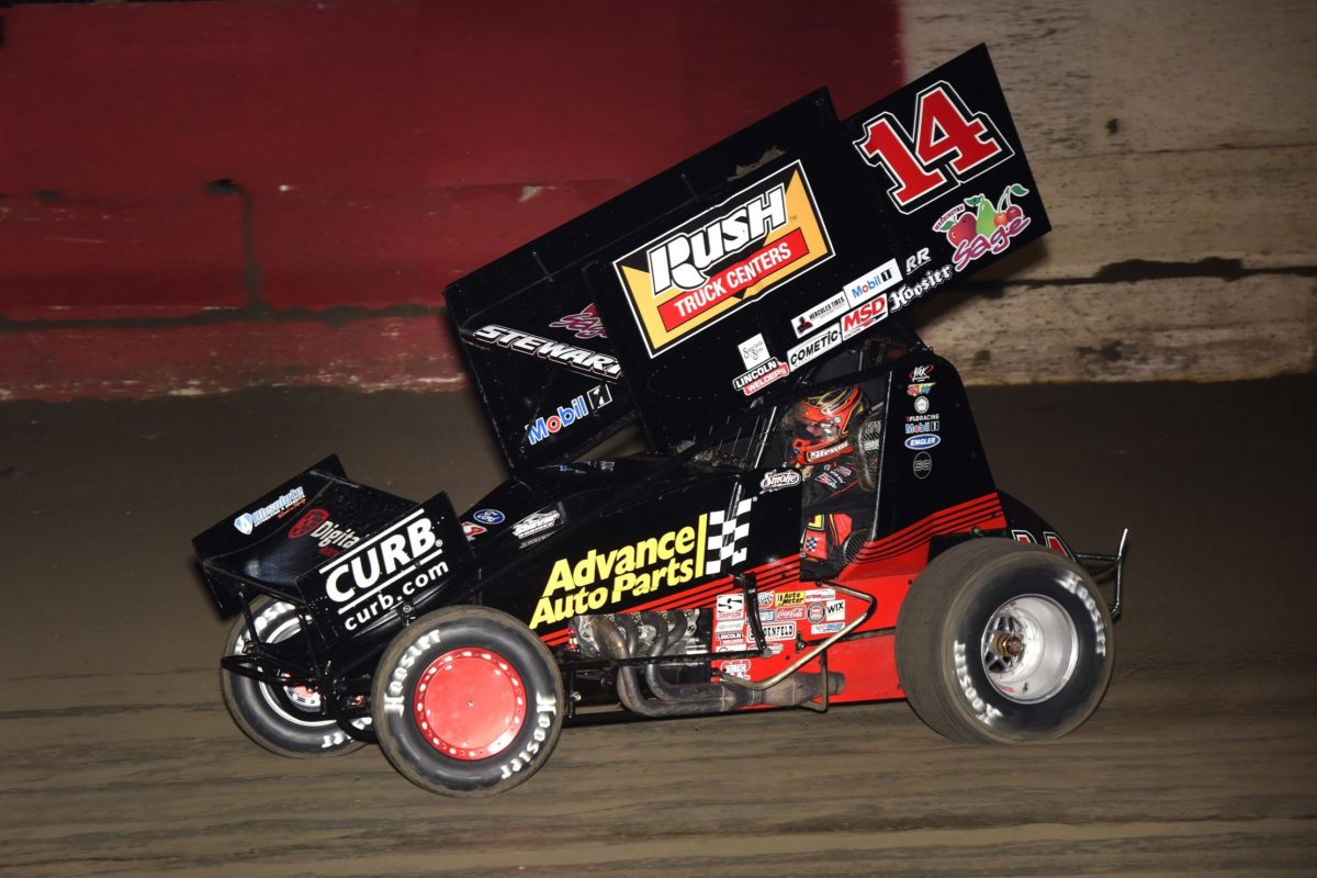 Tony Stewart helps All Stars kick-off 2021 season with visits to Screven and East Bay
