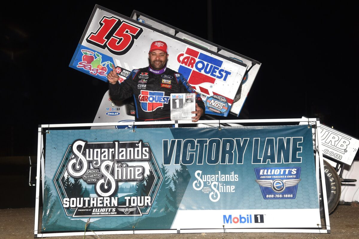Schatz highlights Florida trip with victory against All Stars, podium with Outlaws